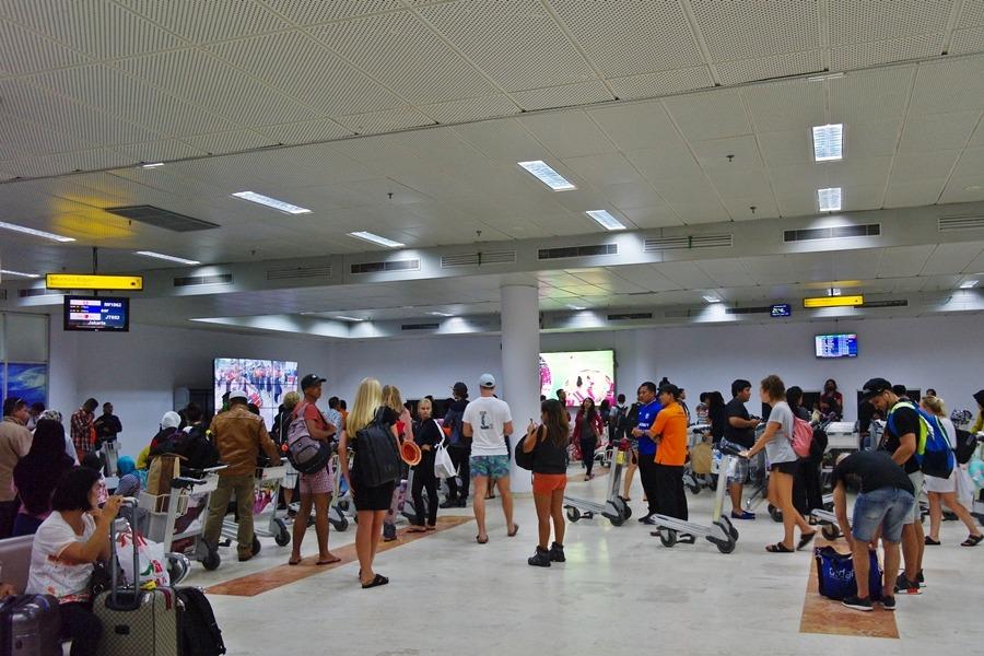 공항 짐찾기
