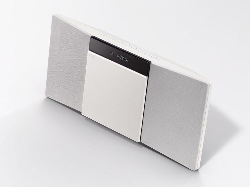 [BP/IT] 파이오니아. 블루투스 지원 슬림 CD 미니 컴포넌트 'X-SMC02'