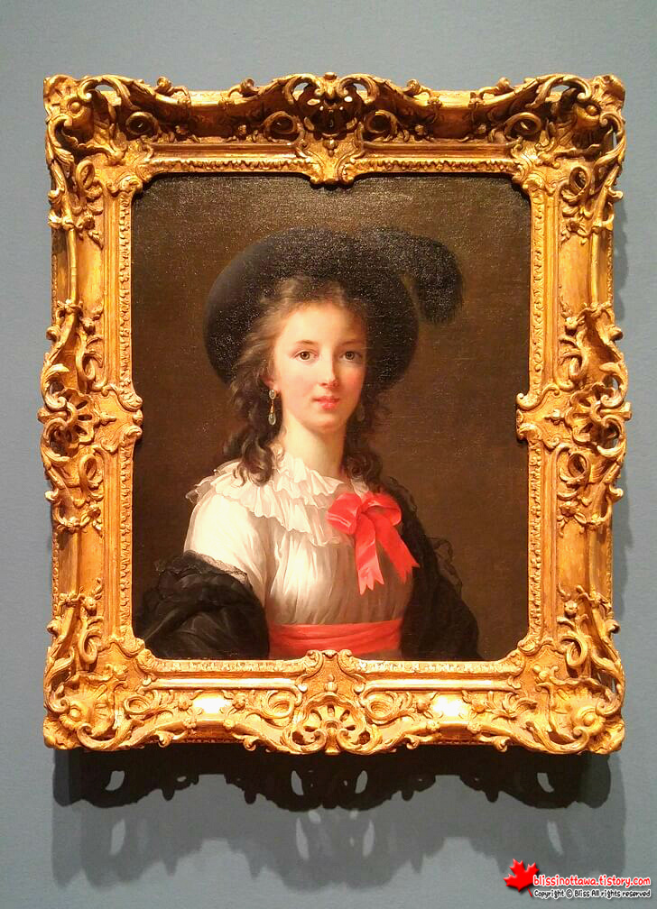 마리 앙투아네트 여왕의 초상화가