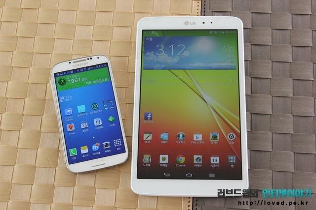 LG G패드 8.3 후기