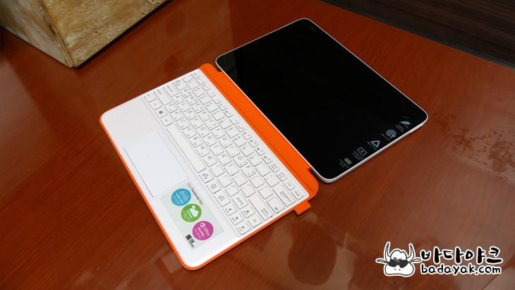 에이수스 트랜스포머3 프로 미니 T102HA 체리트레일 2 in 1 태블릿PC