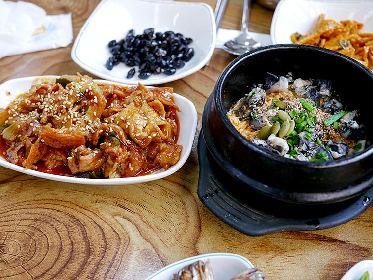 당진맛집추천 당진맛집 우렁이식당