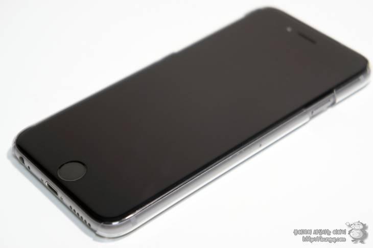 아이폰, 6, 6s, 아이폰6, 아이폰6s, 케이스, 하드케이스, 투명케이스, 오자키, 하드 크리스탈