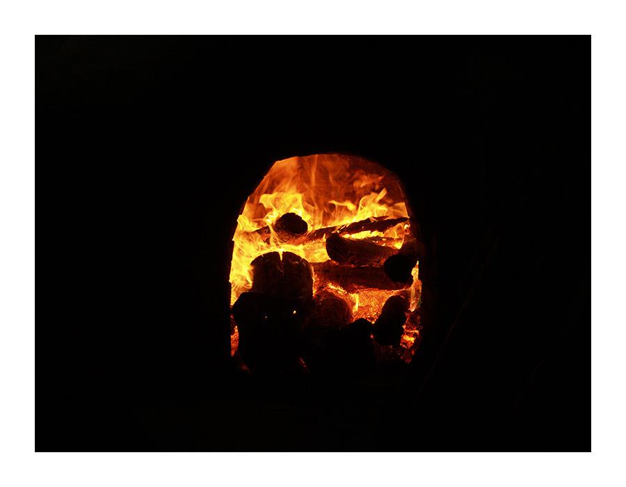 생명의 탄생--장작가마(망댕이 가마) 도자기 굽기