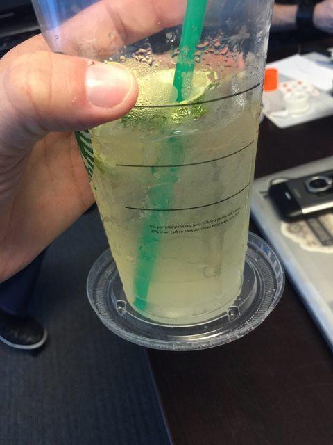 커피 스타벅스 아이스아메리카노