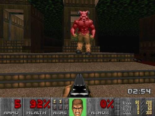 둠 1 Doom 1993