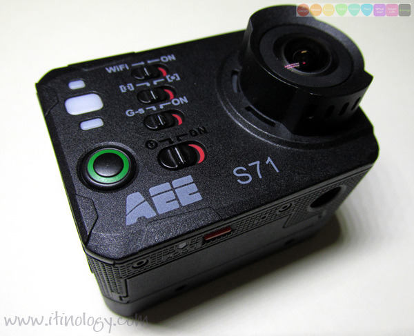 AEE S71 MagiCam 액션캠