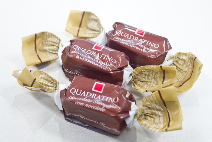 이탈리아 초콜렛과의 만남 안티카 초코의 Girl gift set