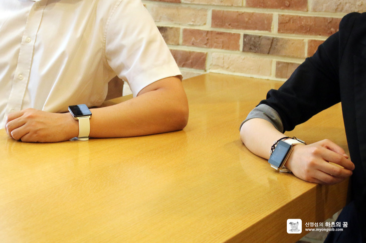 LG G워치(LG G Watch) 인터뷰