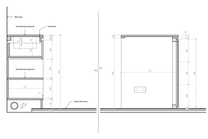 영국 빅토리아스타일 홈스토어 Haptic Architects Archive