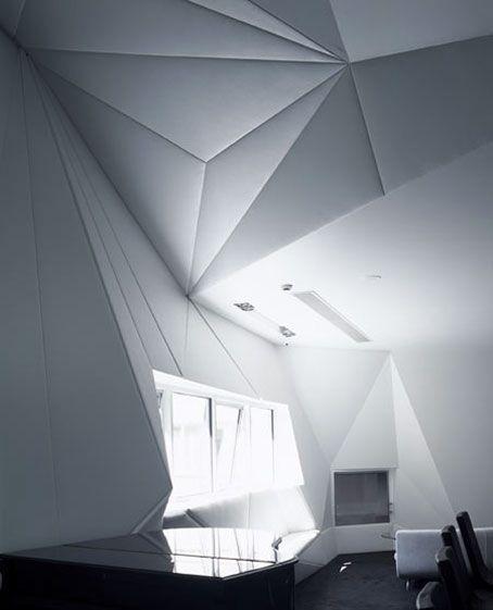 Deconstructivism Furniture Interior Design ~ 부자와 교육 공간디자인 공간 디자인 공간연출 홈 리모델링 가 잘된 집