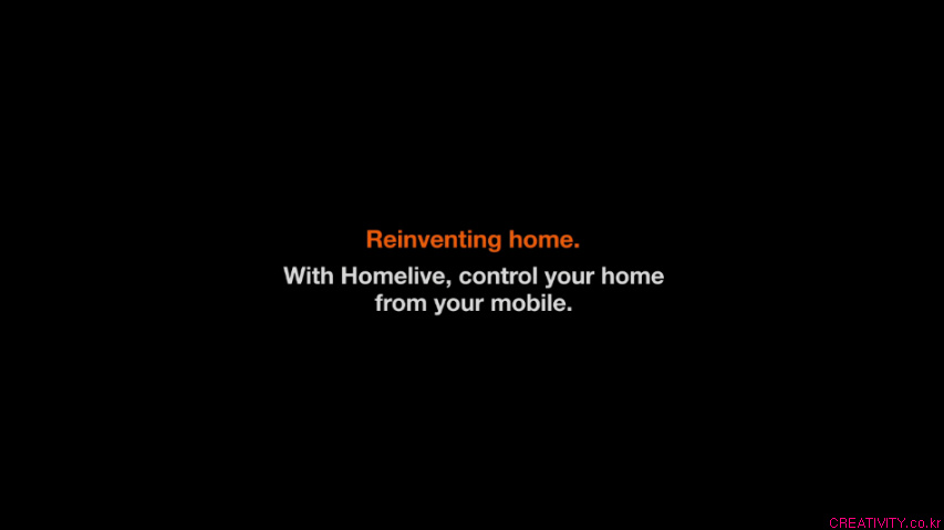 인텔리전트 홈 네트워크 시스템(Intelligent Home Network System), 홈라이브(Homelive)를 활용한 남녀의 귀여운 대결! - 프랑스 통신사 오렌지(Orange)의 TV광고 '핑퐁(Ping Pong)'편 [한글자막]