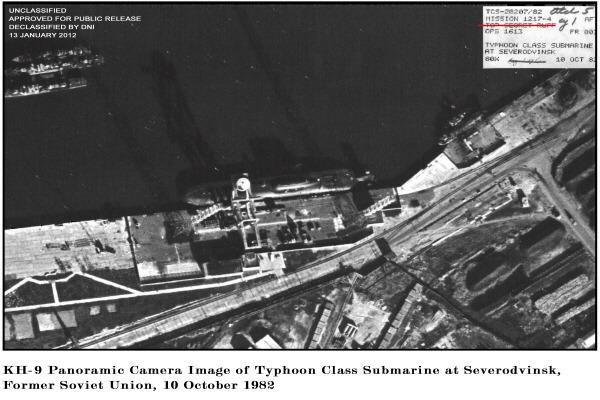 아쿨라급 타이푼 잠수함 Подводные лодки проекта 941 ≪Акула≫