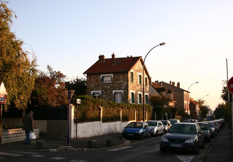 파리에서 묵었던 민박