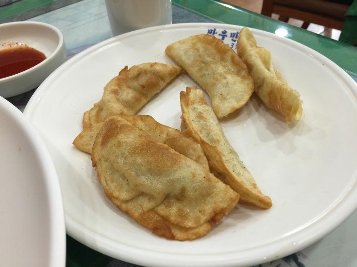 광안리 중국집 만우만두 탕수육 짜장면 잡채밥