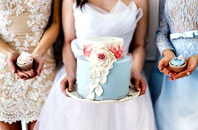 결혼 웨딩케이크 스몰웨딩 셀프웨딩 추천