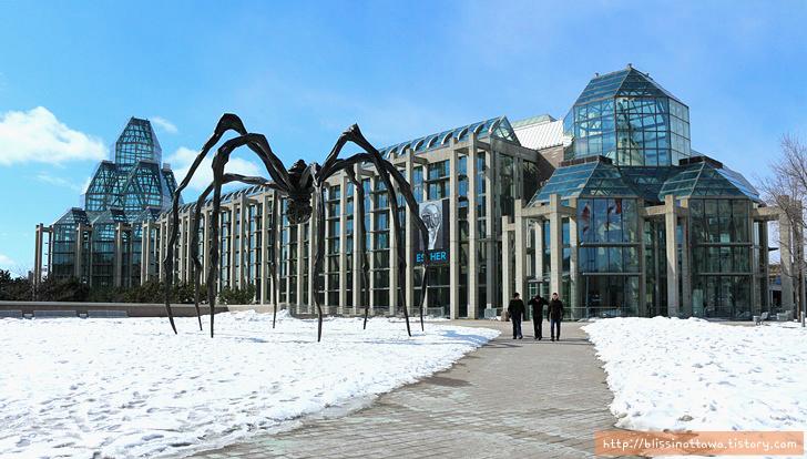 캐나다 오타와 국립미술관 <프랑스 인상파 화가 모네 특별전>