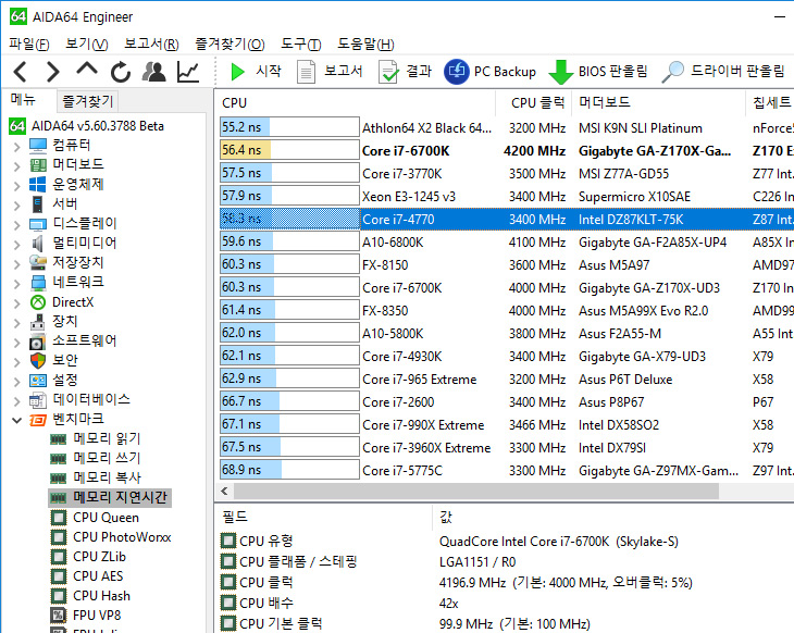 킹스톤, DDR4 메모리, PC4-22400 ,XMP 설정, 성능, 알아보기,IT,IT 제품리뷰,고성능 컴퓨터의 완성은 메모리 입니다. 쉽게 고성능 컴퓨터를 만들어보죠. 킹스톤 DDR4 메모리 PC4-22400 XMP 설정 방법 및 성능을 알아보겠습니다. 최근 컴퓨터들은 대부분 성능이 좋습니다. 이제는 일반인도 고성능컴퓨터를 좀 더 쉽게 써볼 수 있는데요. 킹스톤 DDR4 메모리 PC4-22400 XMP 설정은 이런 고성능 컴퓨터에서 메모리 성능을 좀 더 쉽게 올리는 방법을 제공 합니다. 과거에는 램 오버클러킹 이런것 어렵게 느껴지곤 했지만 이제는 그냥 정보만 불러오면 고성능 메모리를 사용할 수 있죠.
