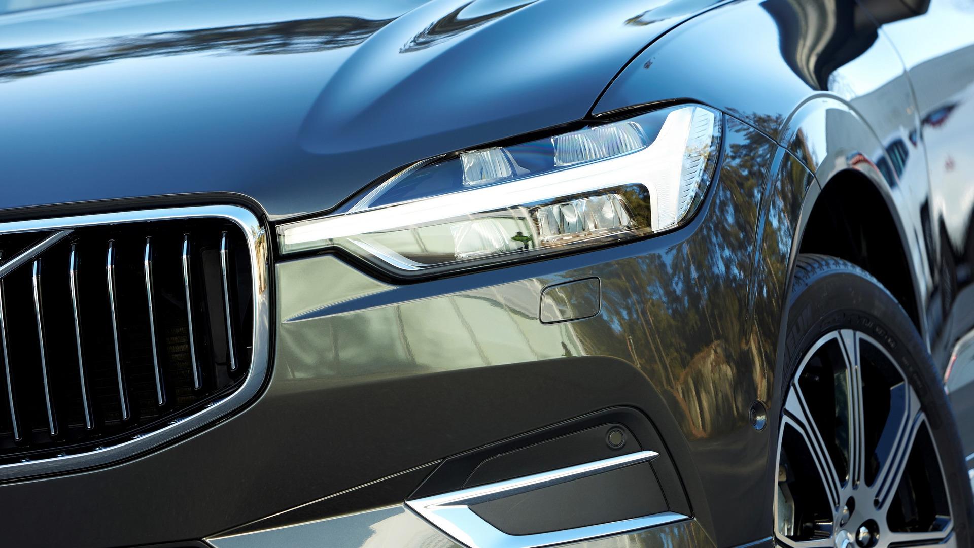 볼보 신형 XC60 수입 SUV 시장의 새로운 강자