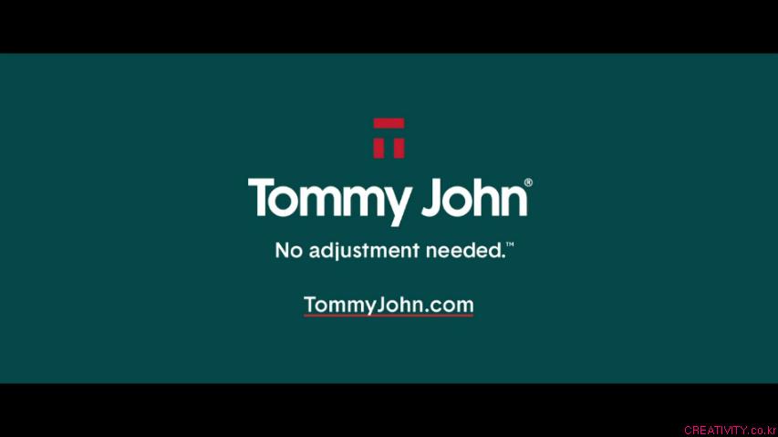남자가 가장 불편할때는 언제일까, 또 남자가 다른 사람들을 불편하게 만들땐 또 언제일까 - 언더웨어 브랜드 토미 존(Tommy John)의 TV광고 [한글자막]