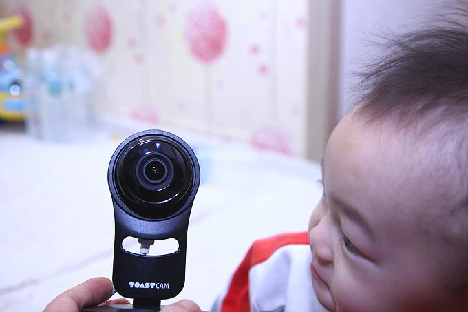 무선IP카메라 토스트캠의 활용