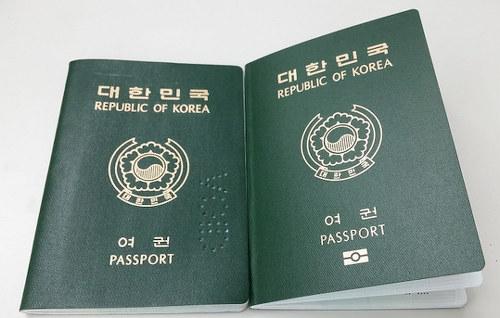 2017년 세계 여권 파워 순위 TOP6