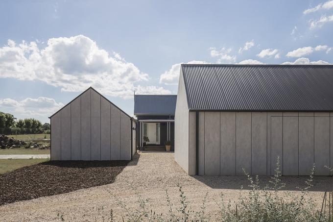 *심플 스튜디오 [ Adam Kane Architects ] Blackwood Studio