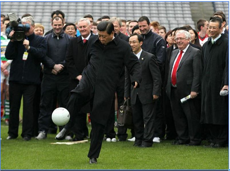 중국 '축구굴기' 그 빛과 그림자