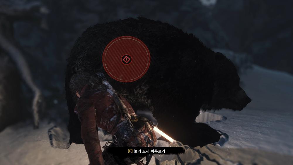 곰과의 추격전 5