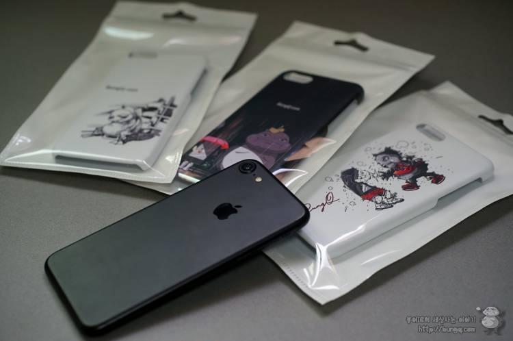 아이폰7 케이스, 나만의 디자인 케이스를 가지다