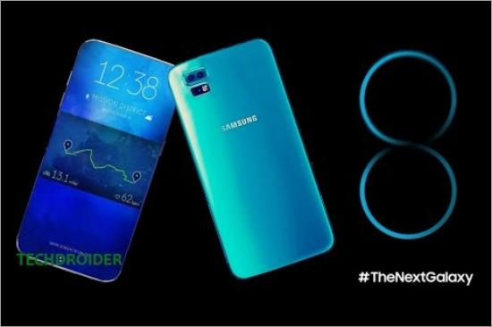 삼성에 대한 몇 가지 소식들. 갤럭시S8 6GB메모리 탑재, 삼성페이 신세계..