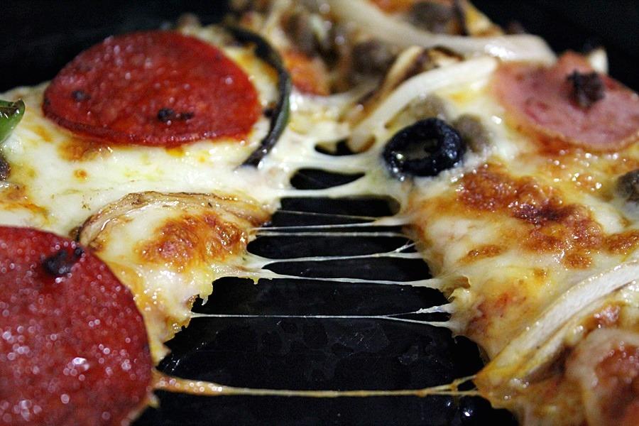 유명한 피자 못지 않은 이마트 피자 가성비 최고네!