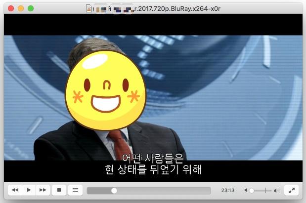 맥북 동영상 플레이어