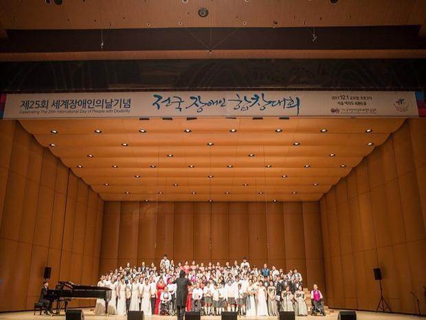 탁계석 평론가, 전국장애인합창대회 심사위원장 피선