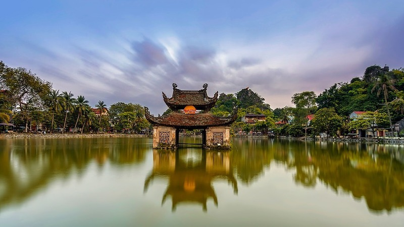 사진: 베트남 절경의 모습. 베트남은 세계적인 관광지이기도 하다.