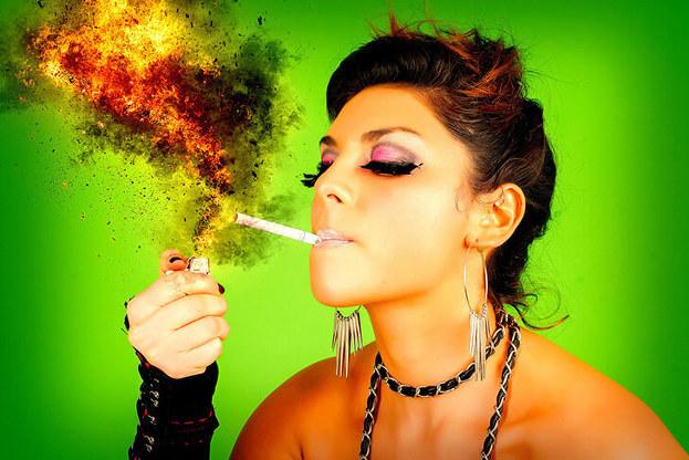 금연하면 살찐다