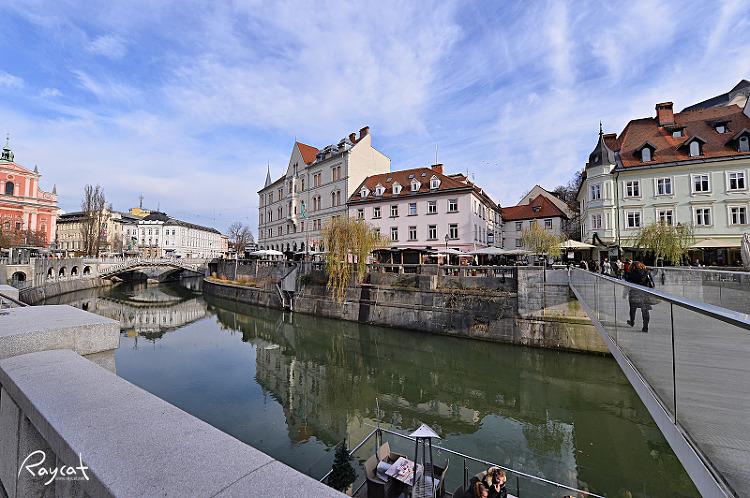 드라마 흑기사 속 슬로베니아의 명소 류블라냐와 블레드