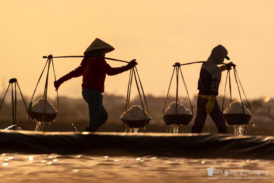 혼코이 염전, 베트남 여행시 절대 놓치지 말아야 할 풍경