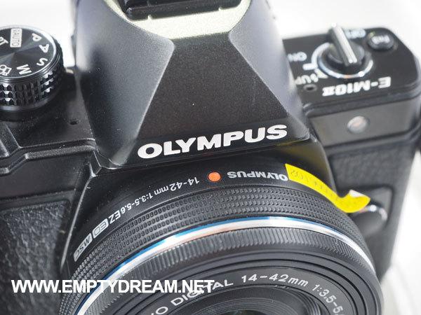올림푸스 브랜드스토어 OM-D E-M10 mark2