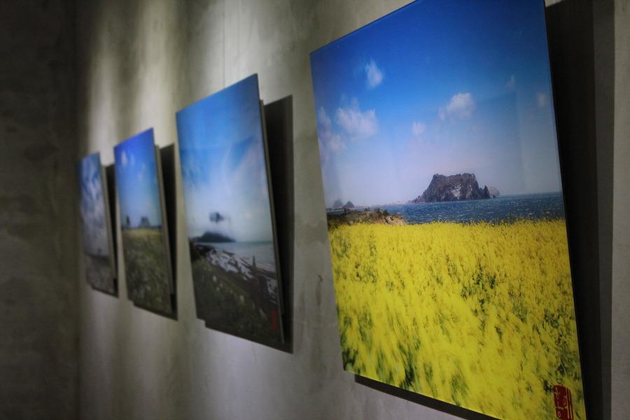 사계절을 담은 성산일출봉 사진전 - ' 그리운 바다 성산포 '