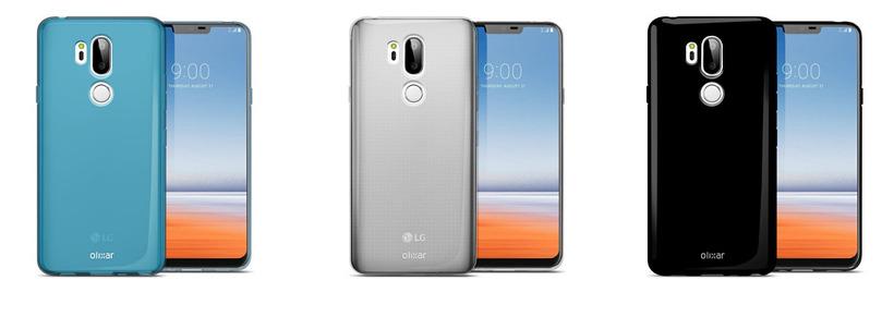 유출된 정보로 보는 AI 탑재한 LG G7 ThinQ