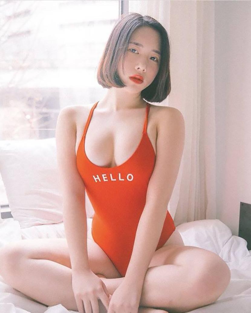 My SNS Star. 후방주의 김빛나라