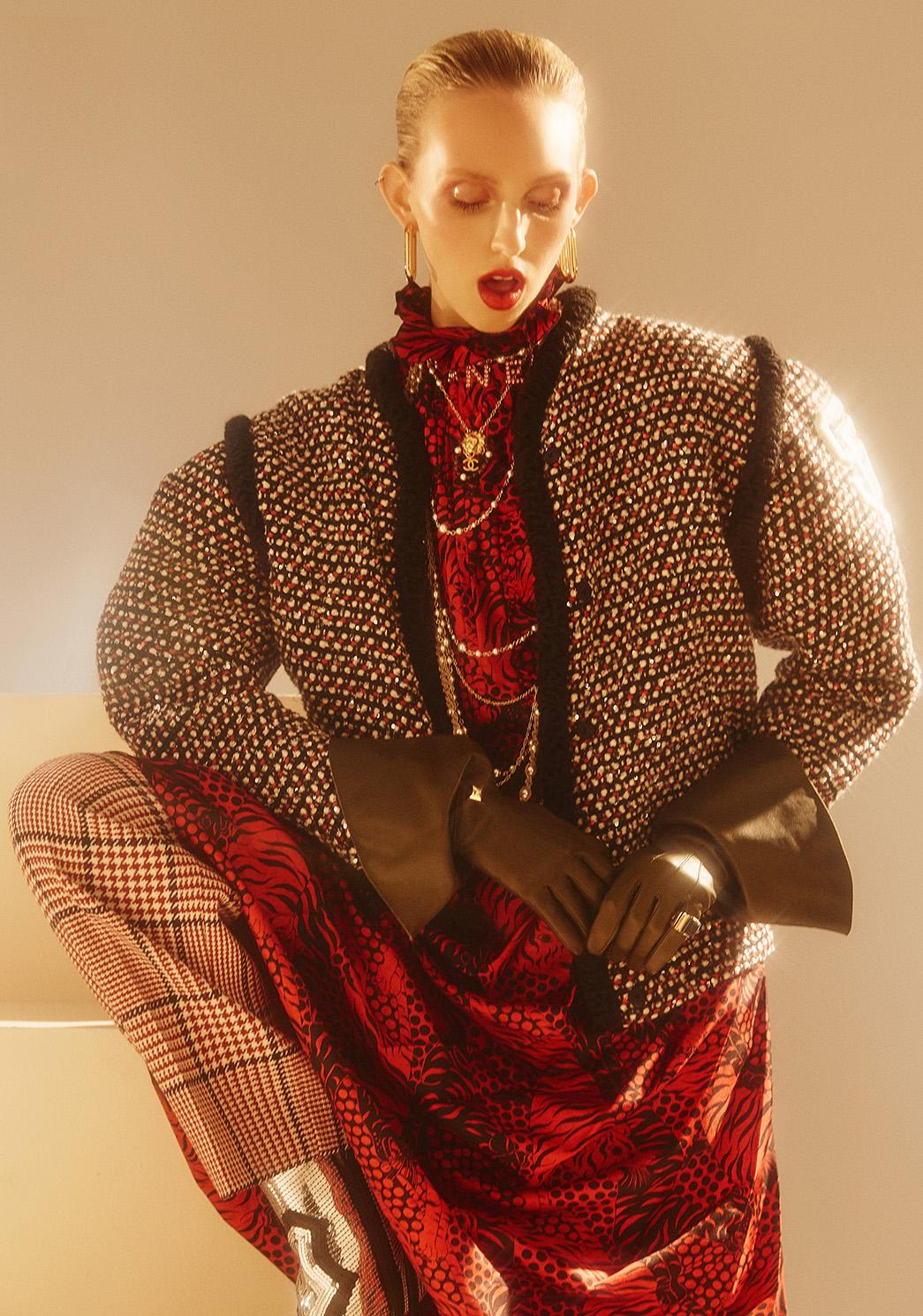 Editorial fashion stylist jobs