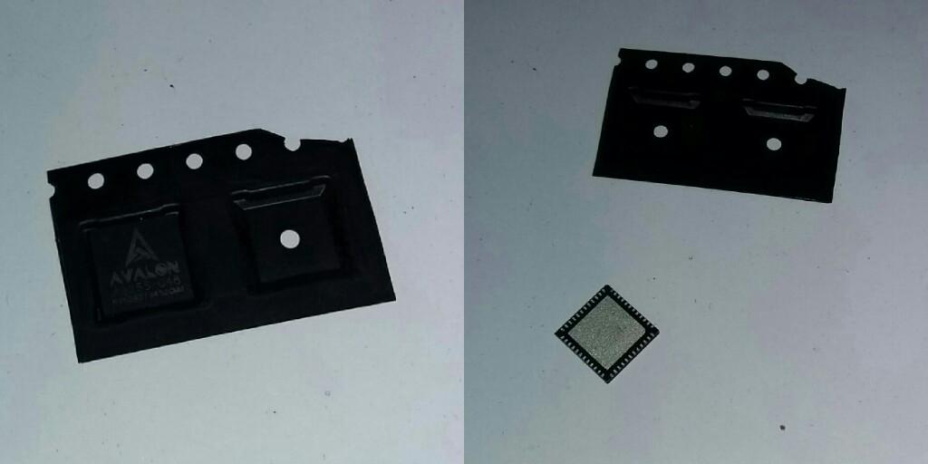 변환기판으로 모듈형 비트코인 채굴기를 구성해 보았어요.