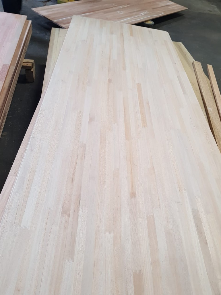 [오퍼제품 소개] 자봉 집성목 (Jabon Figer Joint Board)