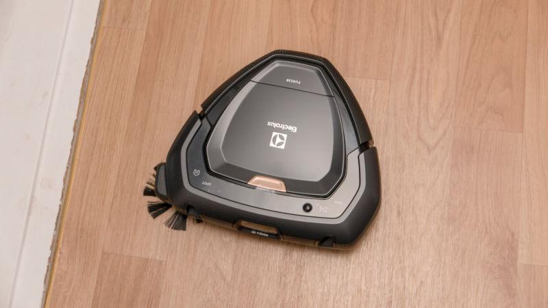 자율주행 로봇청소기, 일렉트로룩스 퓨어 i9 후기
