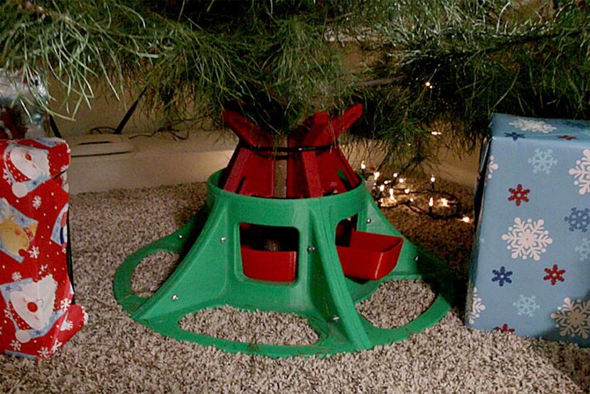 크리스마스 트리를 위한 펜 스탠드