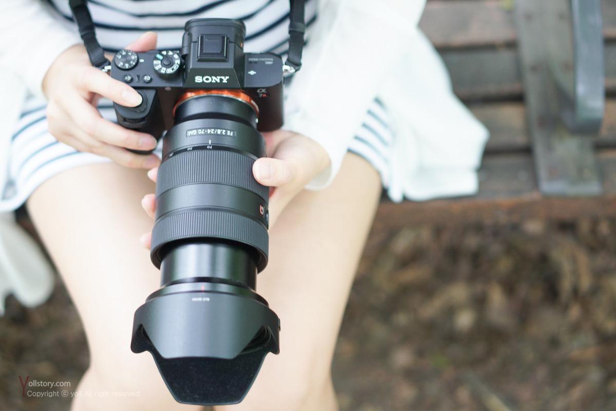 소니 미러리스 카메라 표준줌 SEL2470GM 1년 6개월의 사용기