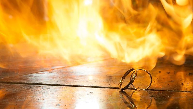 사진: 심장은 열을, 폐는 냉기를 담당하므로 불과 쇠가 무엇인지도 생각해 봐야 한다.