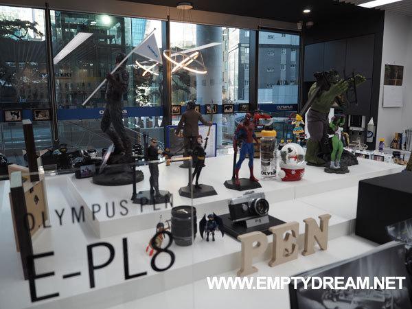 올림푸스 브랜드스토어 PEN E-PL8